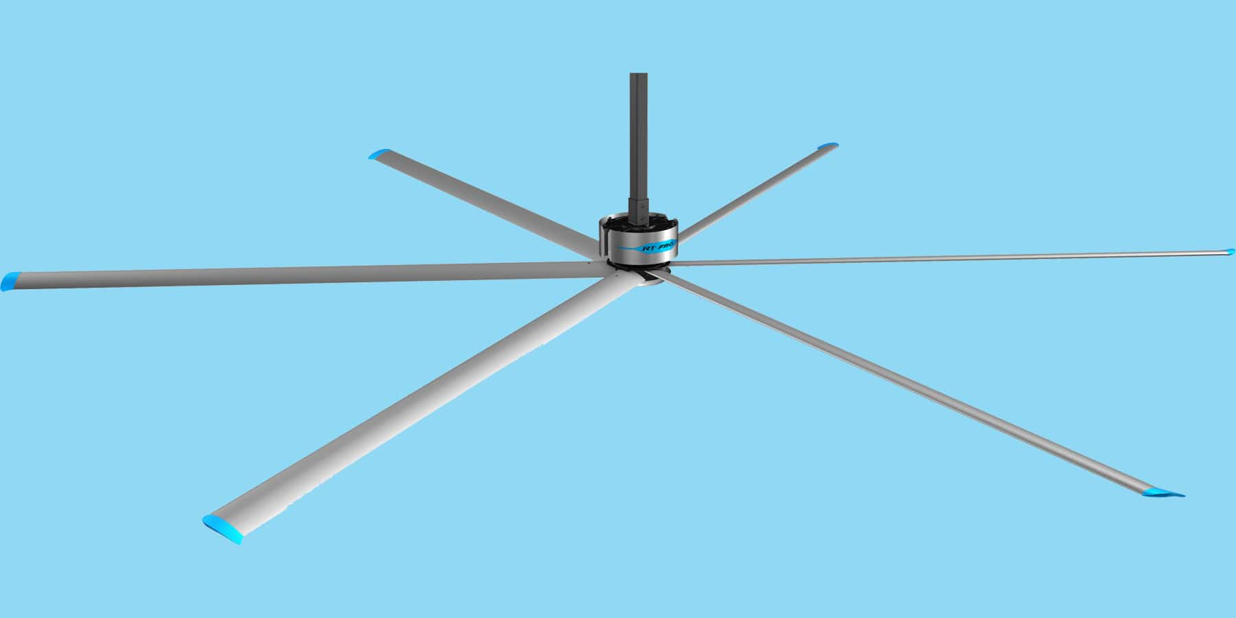 pmsm fan used for large spaces 01 min