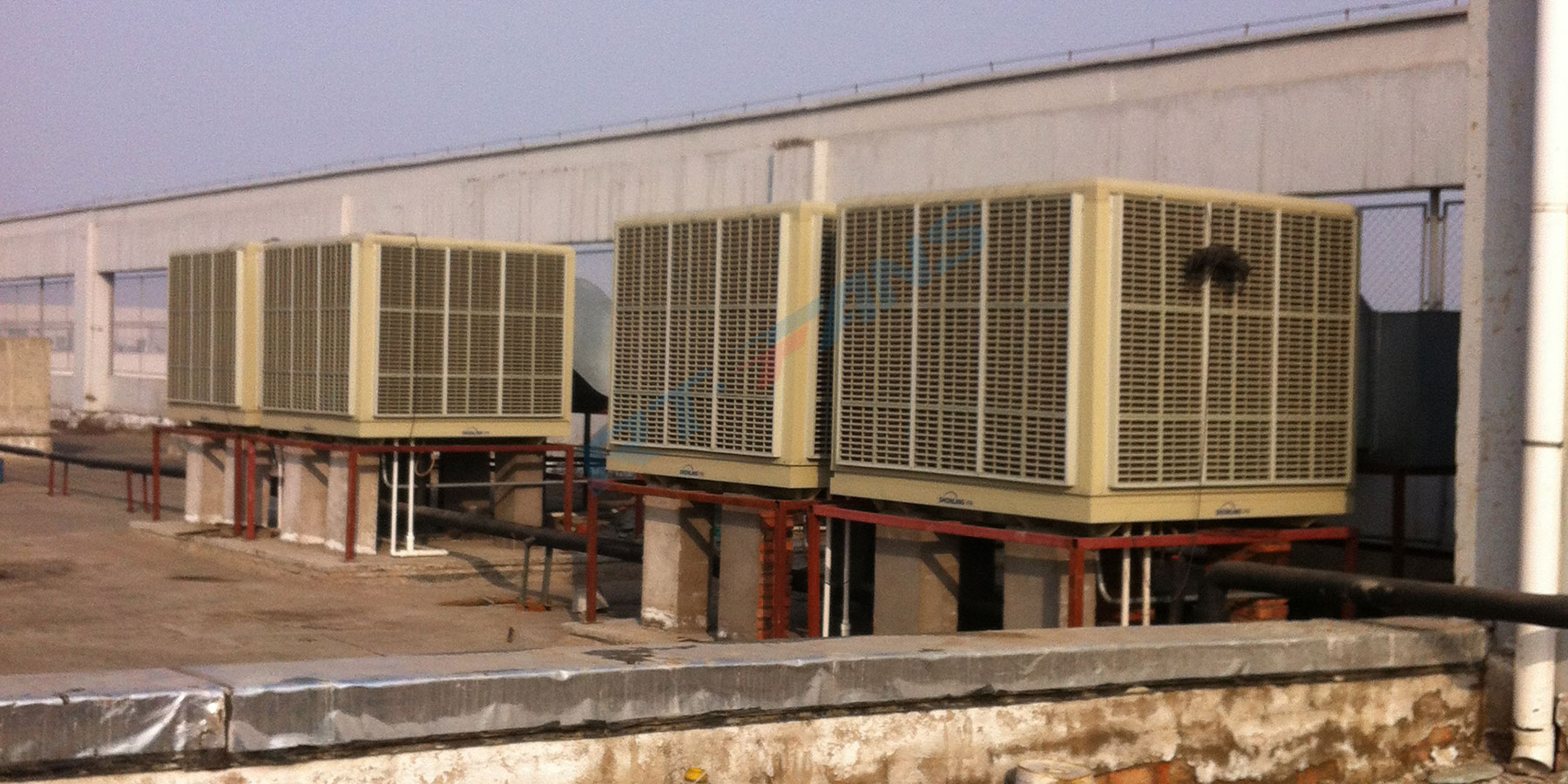 wall mounted evaporative air cooler 1