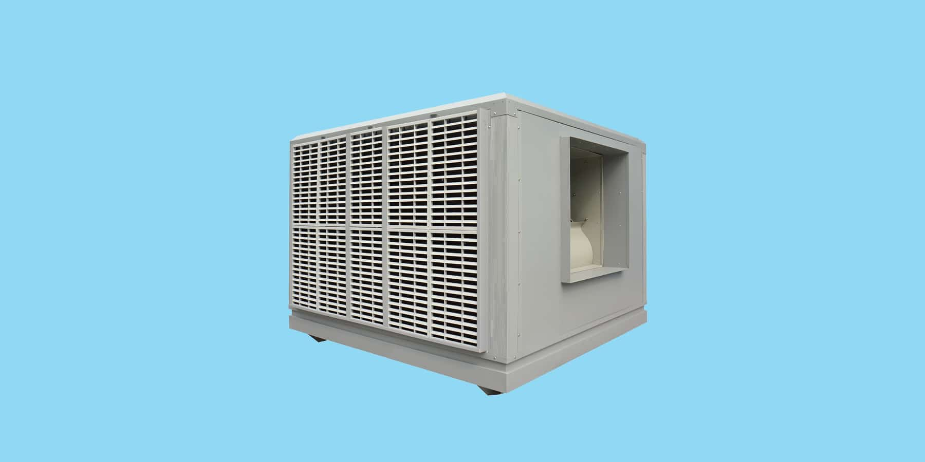 wall mounted evaporative air cooler 7