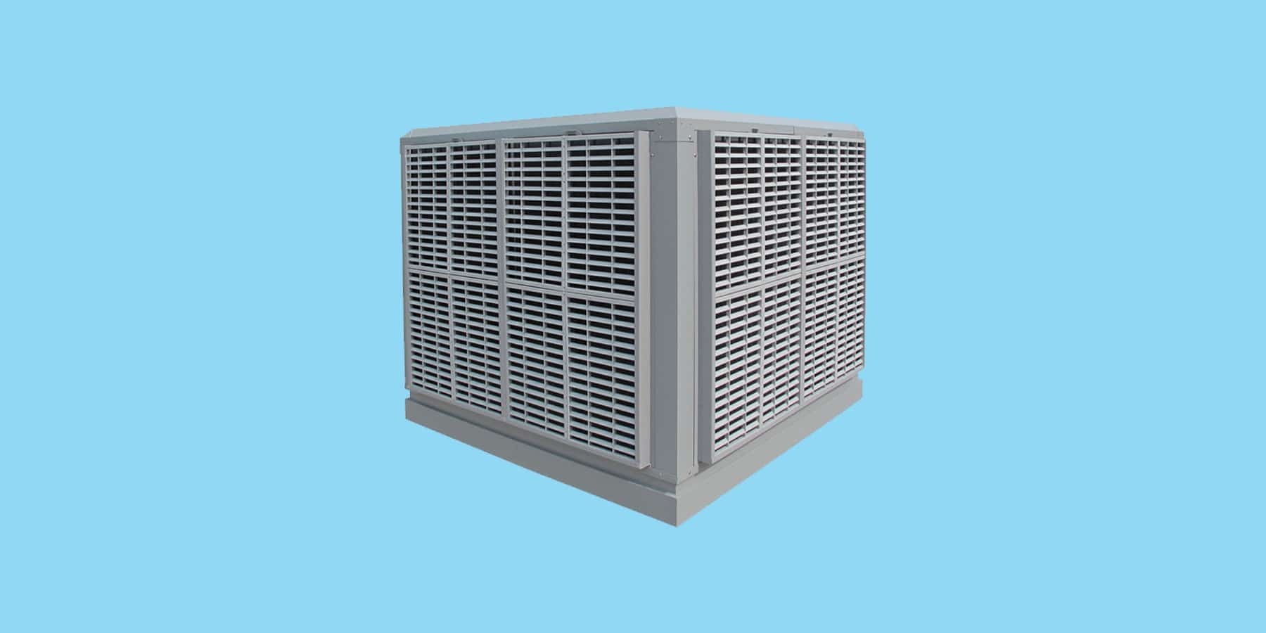 wall mounted evaporative air cooler 8