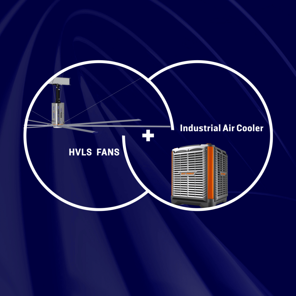 fan and cooler combo